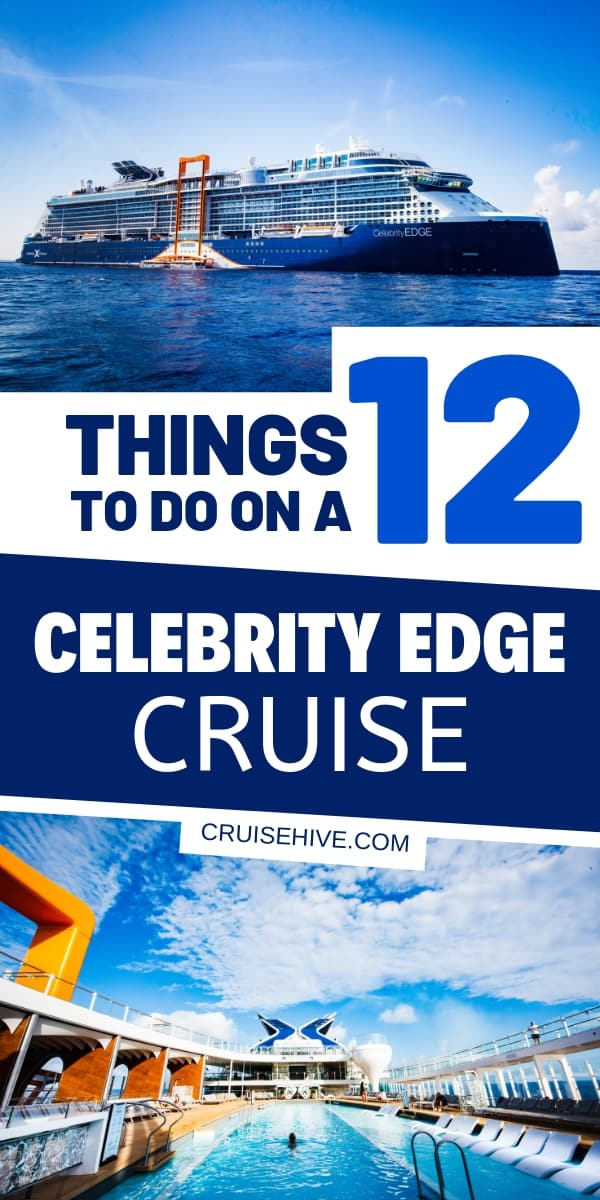 How about a Celebrity Edge cruise? Find out why you should travel on the most advanced ship in the fleet from Celebrity Cruises. Loads of tips and things to do for anyone in the family.