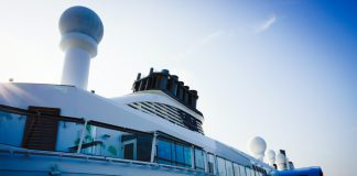 Cruise Ship Satellite