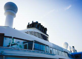 Cruise Ship Satellite