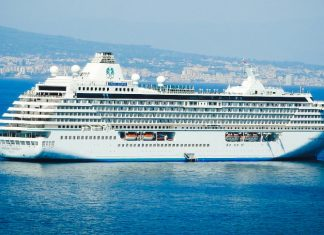 Crystal Serenity Luxury Cruise Ship