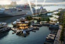 Future Nassau Cruise Port Development