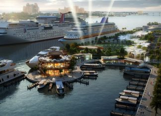 Future Nassau Cruise Port Development