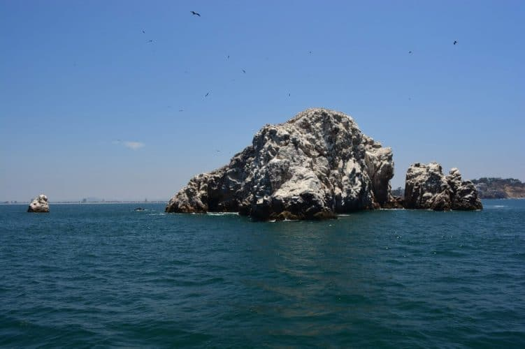 Mazatlan, Shore Islands