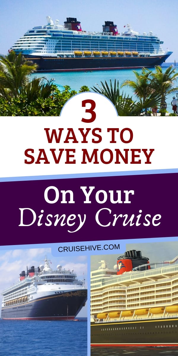 Find out about these ways to save money on your Disney cruise vacation. Some handy travel budget tips to take note of.