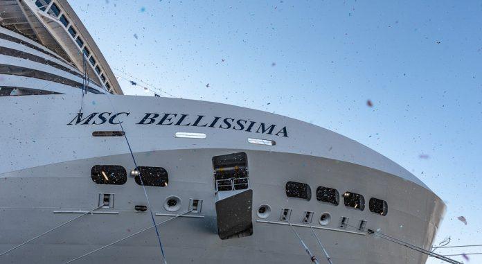 Second Meraviglia Class Cruise Ship Delivered to MSC
