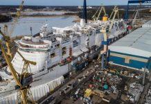 Costa Smeralda Under Construction