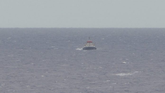 Carnival Cruise Ship Helps Distressed Cargo Ship