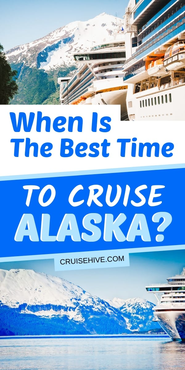 It's time to find out the best time to travel or cruise to Alaska. Read this guide about the time to visit destinations such as Ketchikan and Juneau.