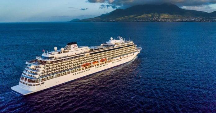 Viking Ocean Cruise Ship