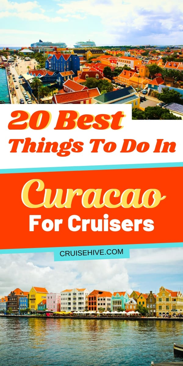 Here are the best things to do in Curacao, Caribbean for cruise ship passengers. Covering travel tips for the cruise port at Willemstad and beaches on the stunning island.
