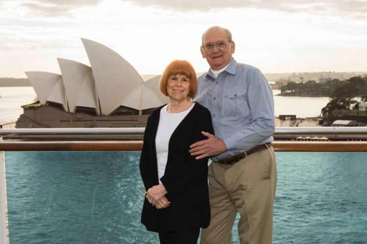 Princess Cruises Most Travelled Guest