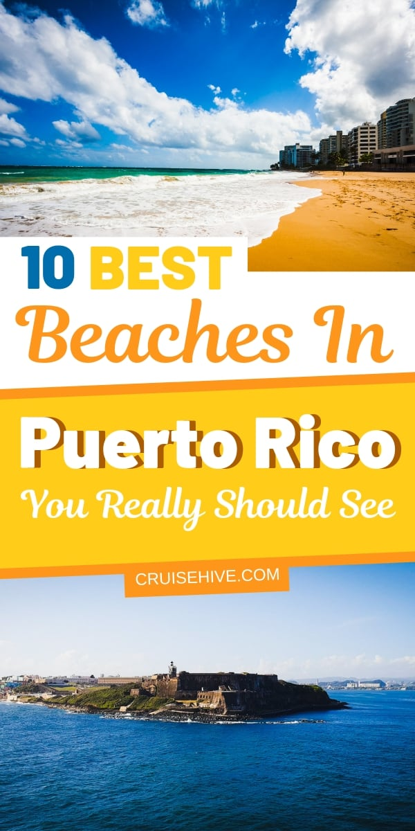 Covering the best beaches in Puerto Rico including around the San Juan old town and islands. Read on for a travel guide not just for cruise visitors but for general travelers too.