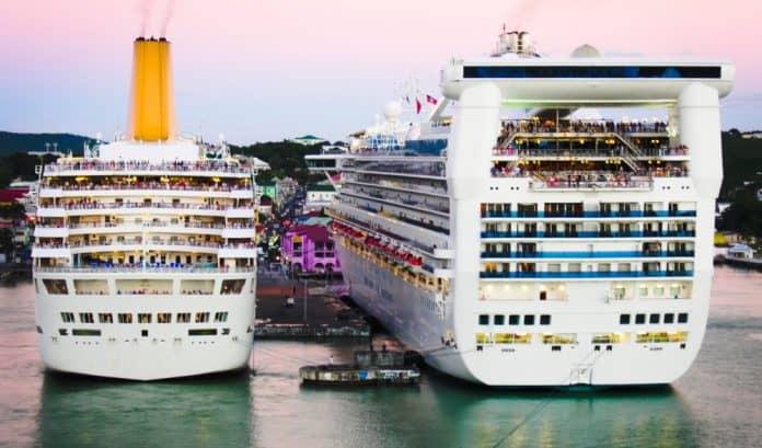 St. John Port, Antigua