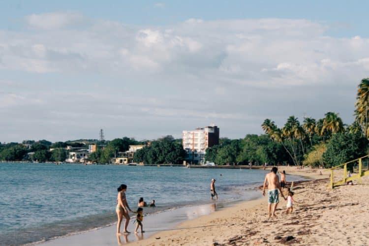 Boqueron Beach, Puerto Rico