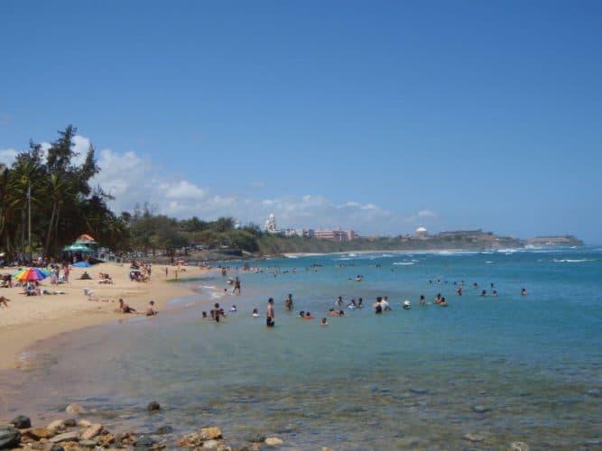 Escambron Beach, San Juan