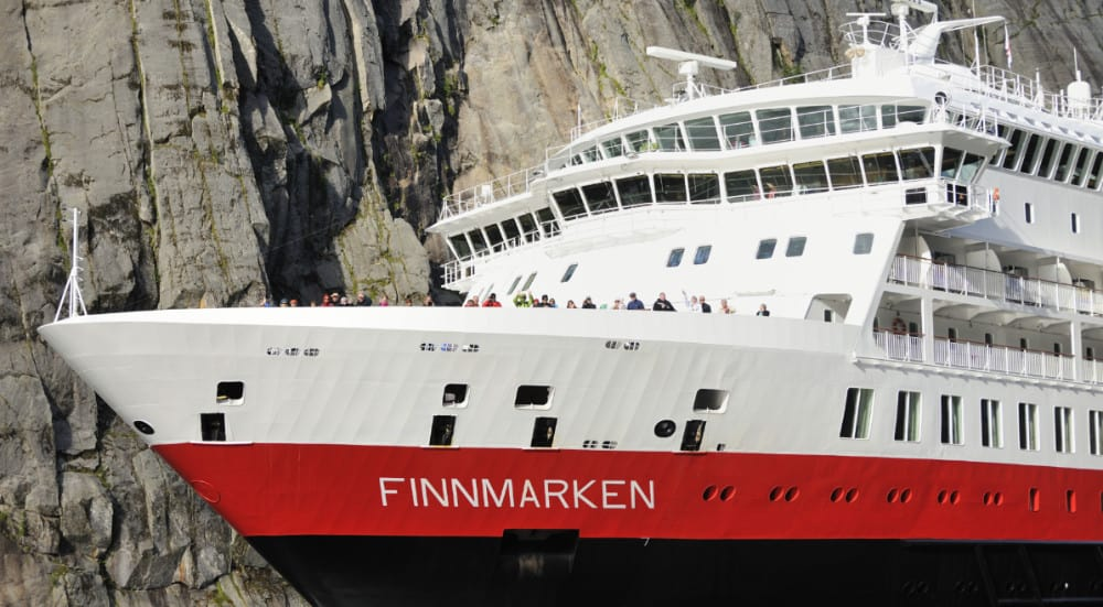 MS Finnmarken Ship