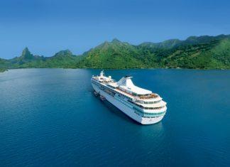 The Gauguin Luxury Cruise Ship