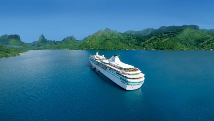 The Gauguin Luxury Cruise Ship
