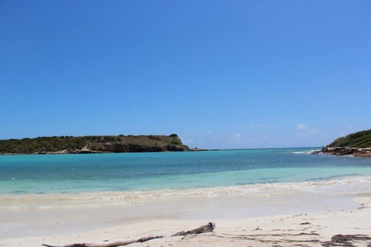 Playa Sucia Beach, Puerto Rico