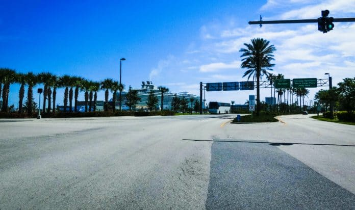 Traveling to the Port Canaveral Cruise Terminal