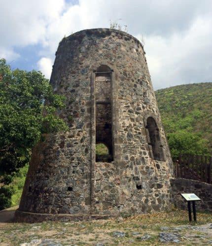Sugar Plantation Ruins, St. John