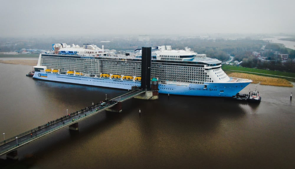 Spectrum of the Seas Conveyance