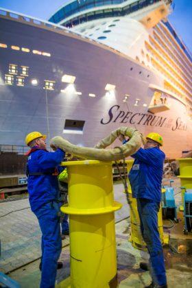Spectrum of the Seas Conveyance