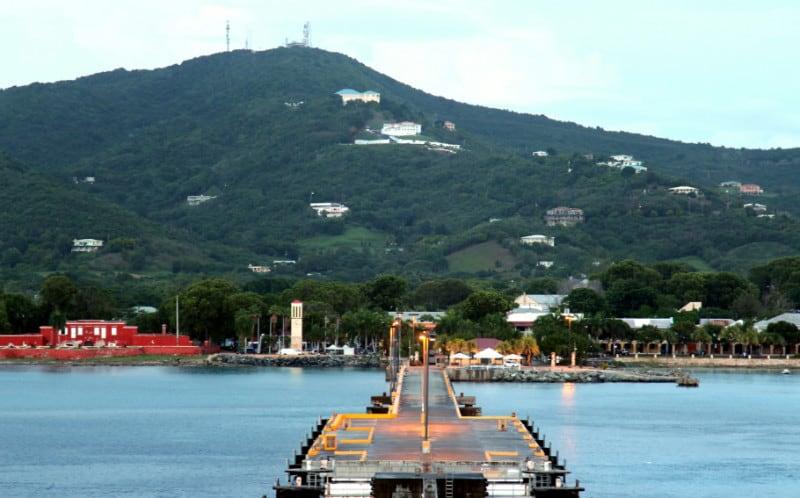 St. Croix Cruise Port