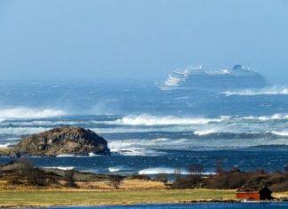 Viking Sky Adrift
