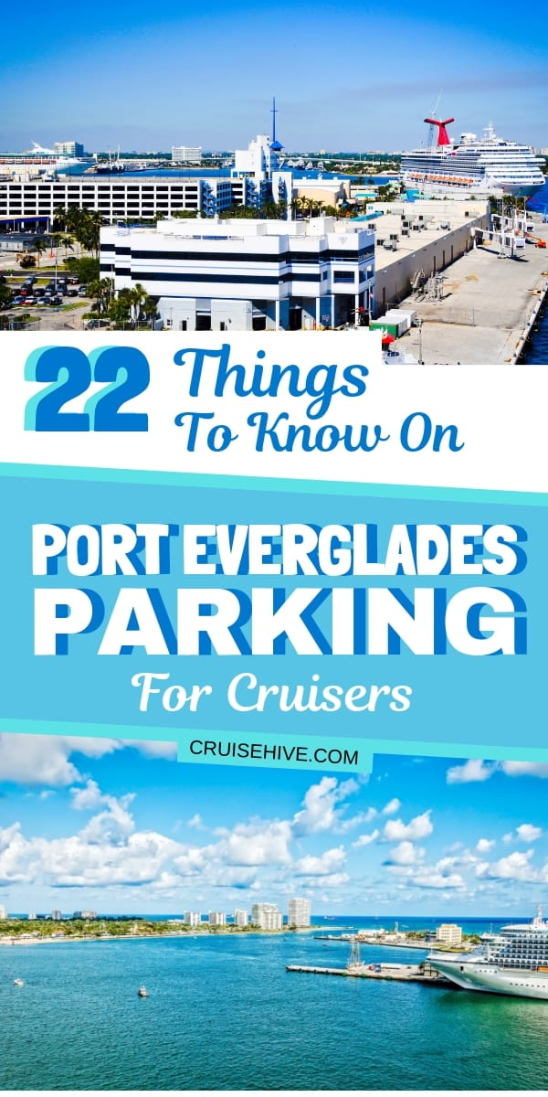 Travel tips for Port Everglades parking in Fort Lauderdale, Florida. Covering lots with how much they cost and distance. Read on for this guide catered towards cruise ship passengers.