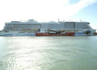 Aidanova LNG Cruise Ship