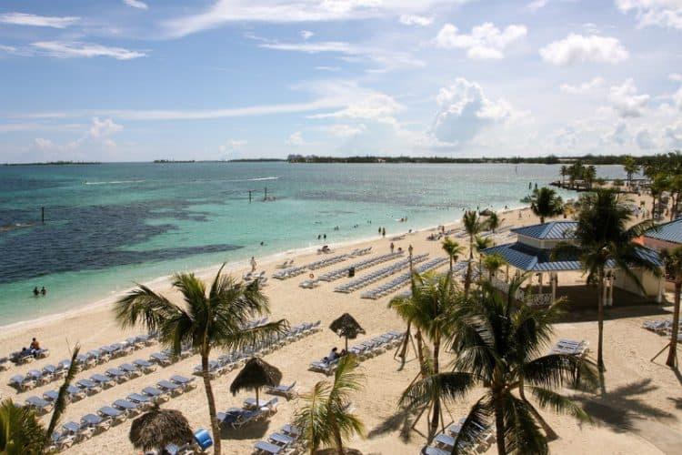 Sheraton Cable Beach, Nassau, Bahamas