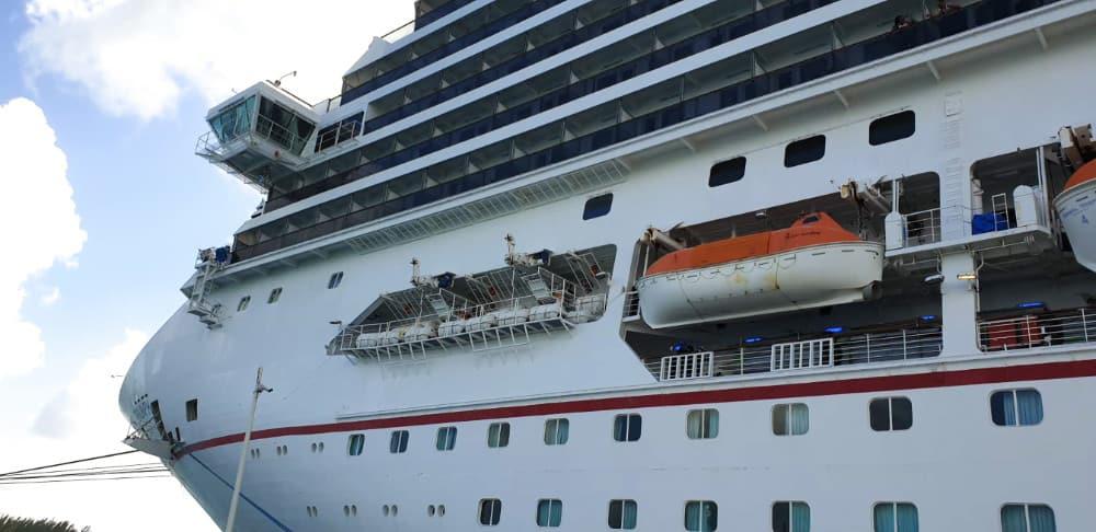 Carnival Cruise Line Ship