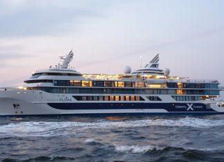Celebrity Flora Cruise Ship