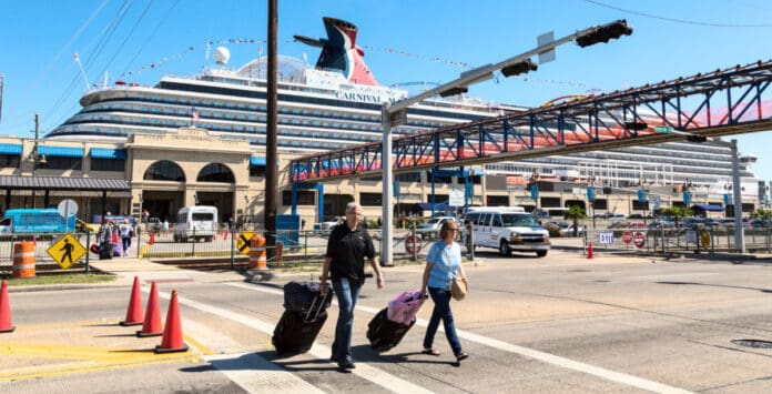 Galveston Cruise Parking