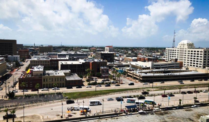 Port of Galveston Cruise Parking