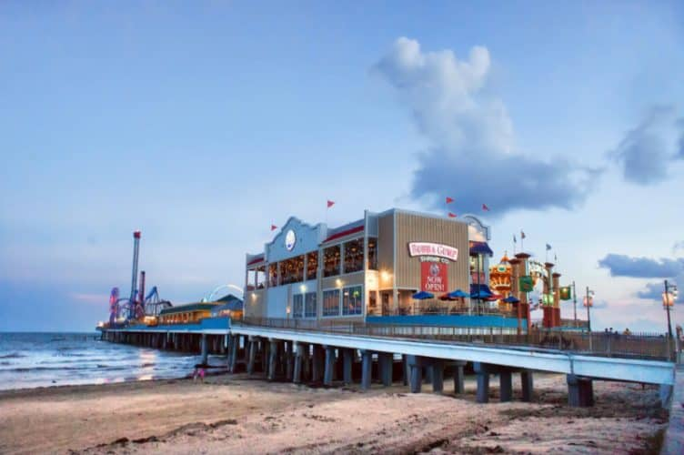 Pleasure Pier, Galveston