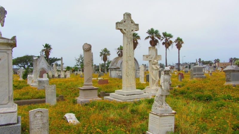 Rosewood Cemetery, Galveston