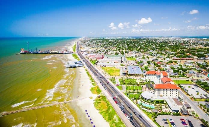 Galveston Hotels on Seawall for Cruise Passengers
