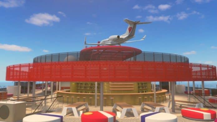 Virgin Voyages Revealed Private Jet Transfer