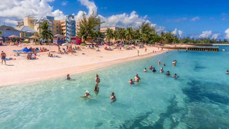 Junkanoo Beach, Bahamas