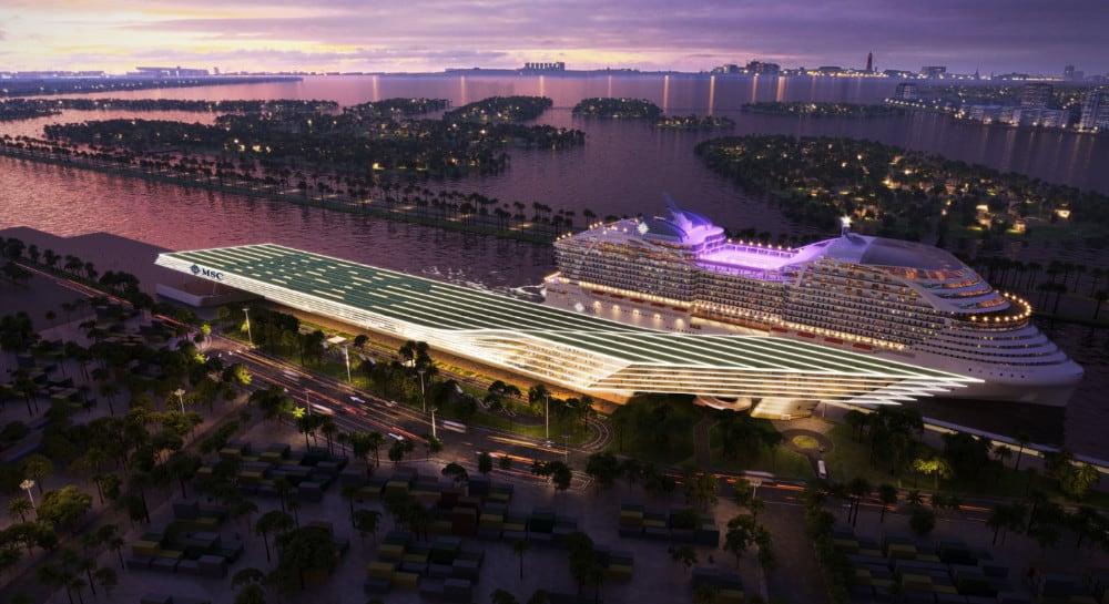 MSC Cruises Miami Terminal