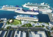 Future Nassau Cruise Port