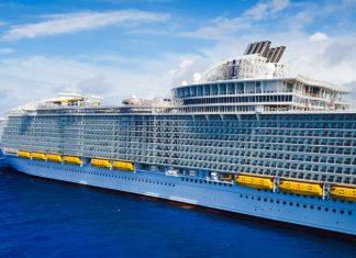 Oasis-class Cruise Ship