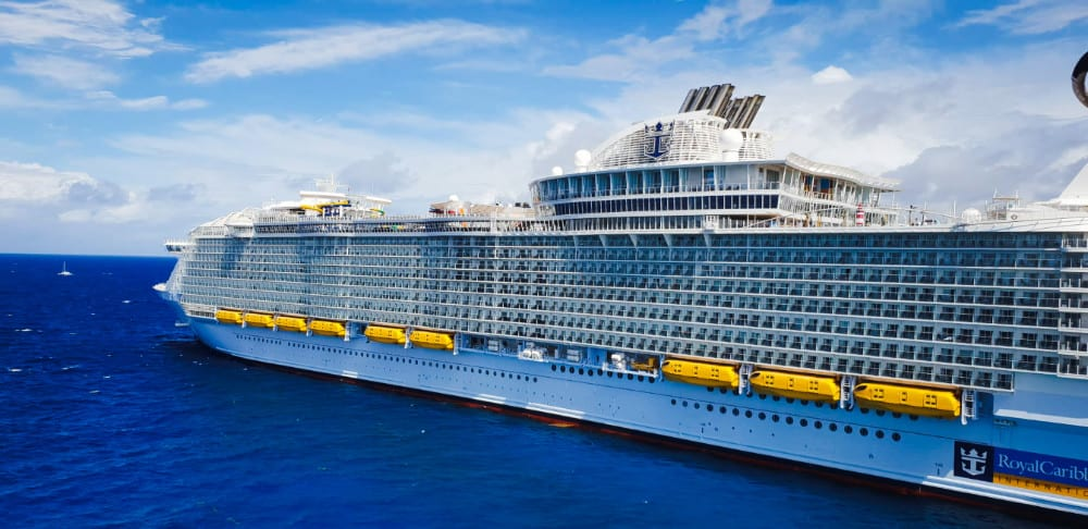 Construction Starts on Royal Caribbean's 5th Oasis-Class