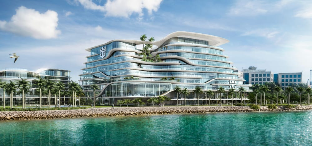 Royal Caribbean Unveils Plans For New Miami Hq