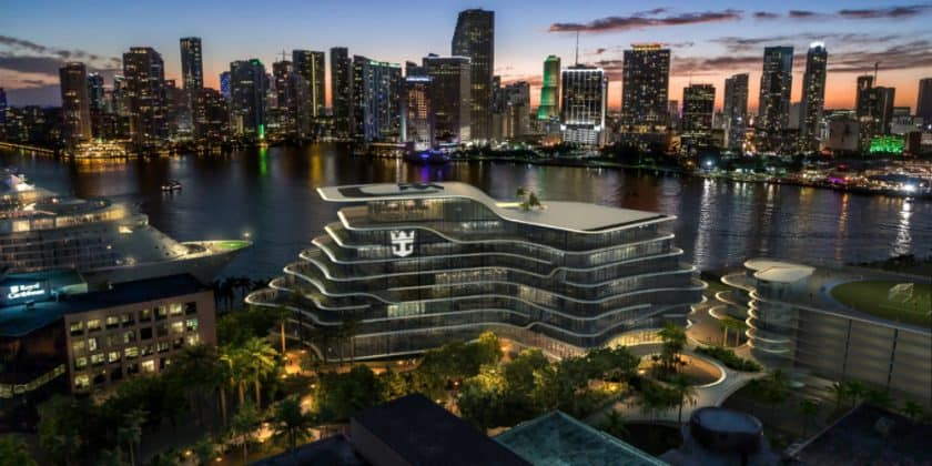 Royal Caribbean Miami HQ
