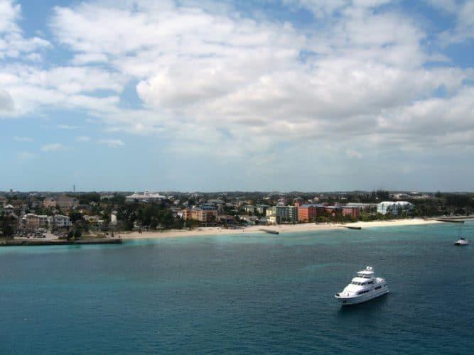 Saunders Beach, Bahamas