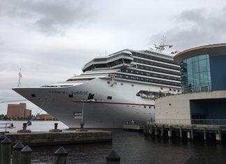 Transformed Carnival Cruise Ship Departs on Inaugural Voyage
