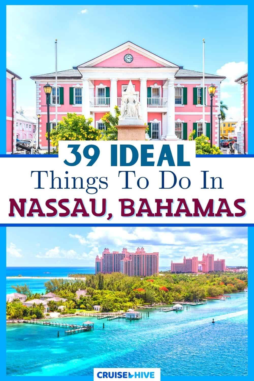 Things To Do In Nassau, Bahamas